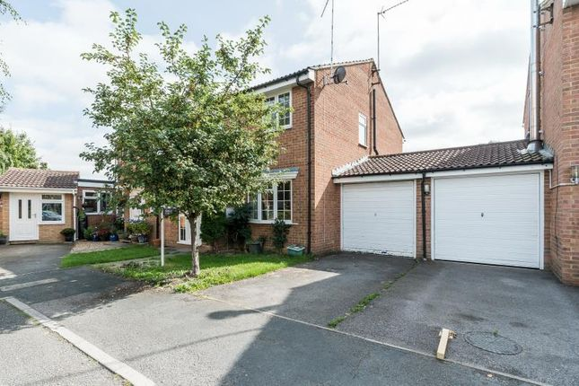 Thumbnail Semi-detached house to rent in Hare Close, Buckingham