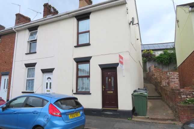 Thumbnail Property to rent in Wonford Street, Exeter