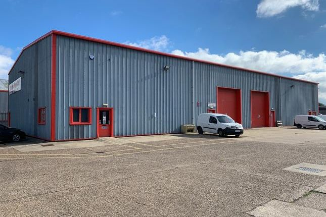 Thumbnail Industrial to let in Unit E1/E2 Birchin Way, Grimsby, North East Lincolnshire