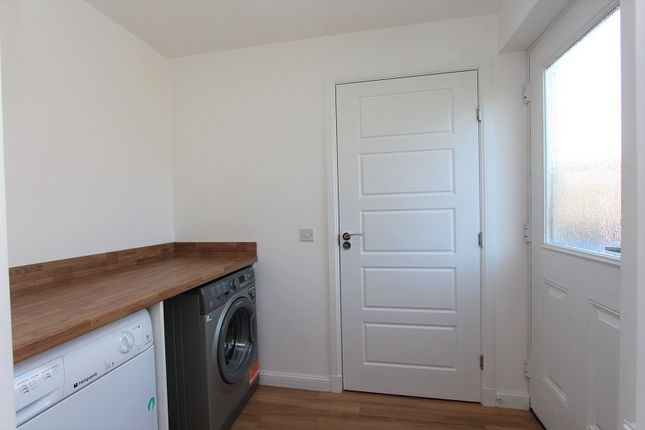 Utility Room of 4 Dunrobin Grove, Ness Castle, Inverness IV2