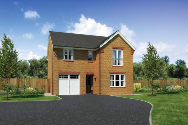 """Thumbnail Detached house for sale in """"Glenmore"""" at Ffordd Eldon, Sychdyn, Mold"""