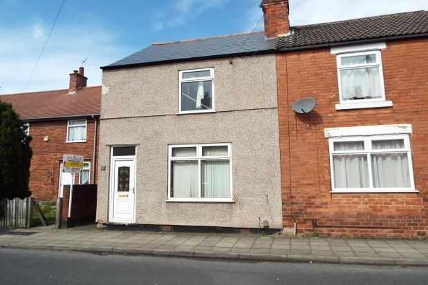 Thumbnail Terraced house to rent in Hall Street, Mansfield