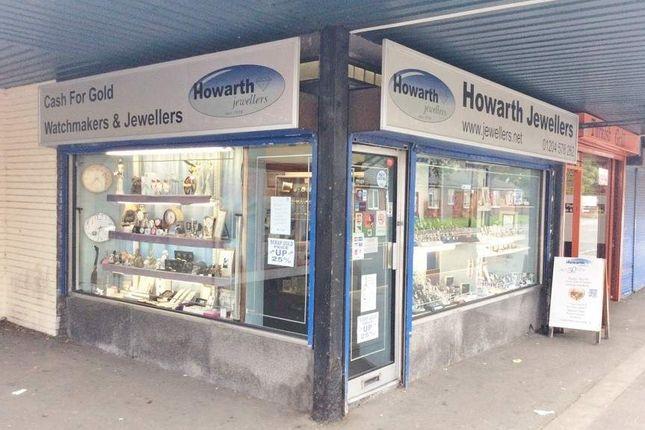 Retail premises for sale in 27 Market Street, Bolton