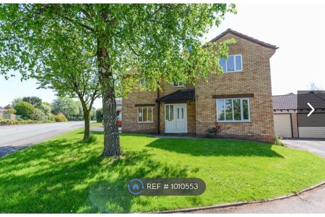 3 bed detached house to rent in Manor Road, Gnosall, Stafford ST20