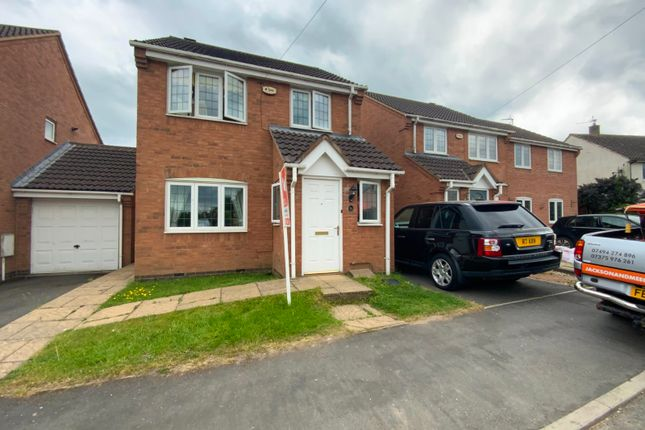 3 bed detached house for sale in Dukes Road, Old Dalby, Melton Mowbray LE14
