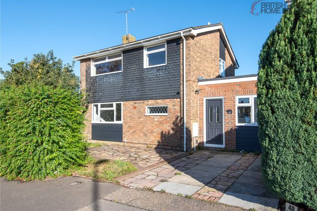 Thumbnail Detached house for sale in Boxgrove, Goring-By-Sea, Worthing
