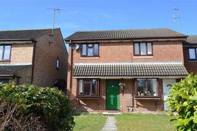 1 bed semi-detached house for sale in Charles Evans Way, Caversham, Reading