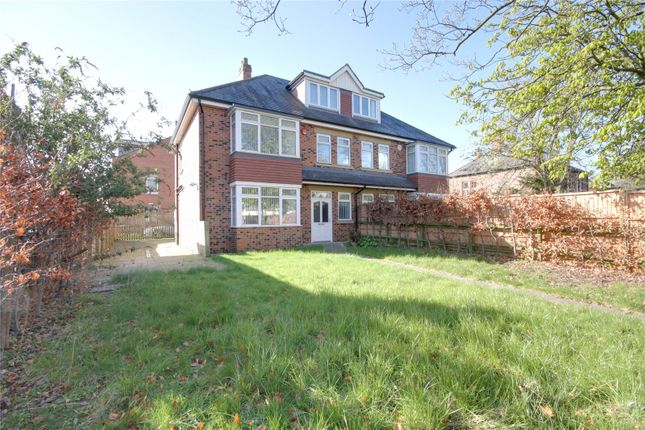 4 bed semi-detached house to rent in Cambridge Square, Middlesbrough TS5