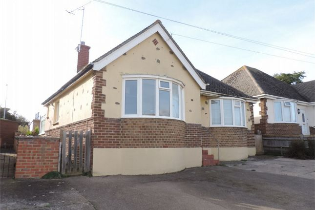 Thumbnail Detached bungalow for sale in York Road, Bexhill On Sea, East Sussex
