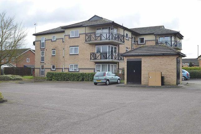 Thumbnail Flat to rent in George Lighton Court, Brittain Way, Stevenage