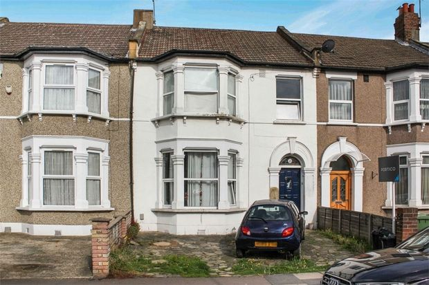 Thumbnail Terraced house for sale in Gordon Road, Ilford, Essex