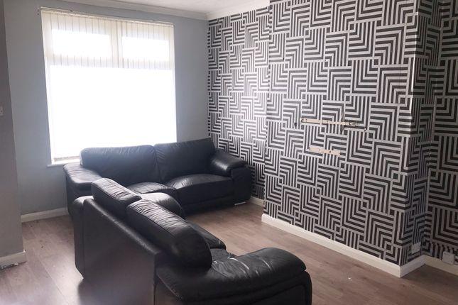 Lounge of Edward Street, South Bank, Middlesbrough TS6