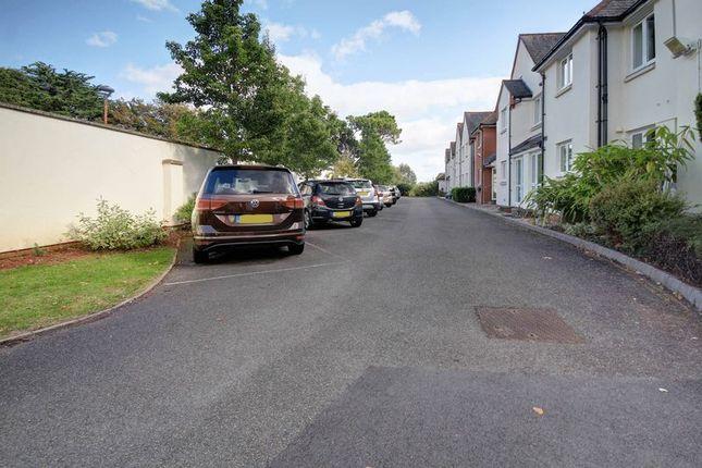 Car Park of Mowbray Court, Heavitree, Exeter EX2
