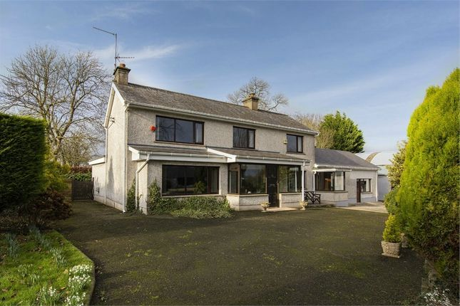 Thumbnail Detached house for sale in Moira Road, Lisburn, County Antrim