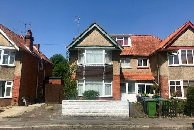Thumbnail Semi-detached house for sale in Newlands Avenue, Shirley, Southampton