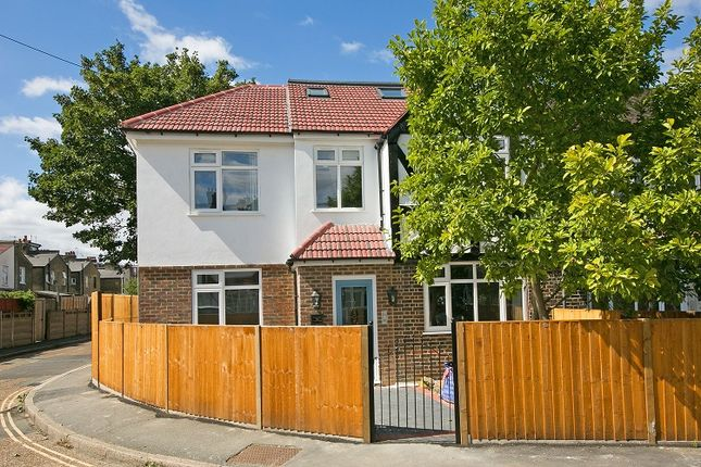 Thumbnail Flat to rent in Christchurch Close, Colliers Wood, London