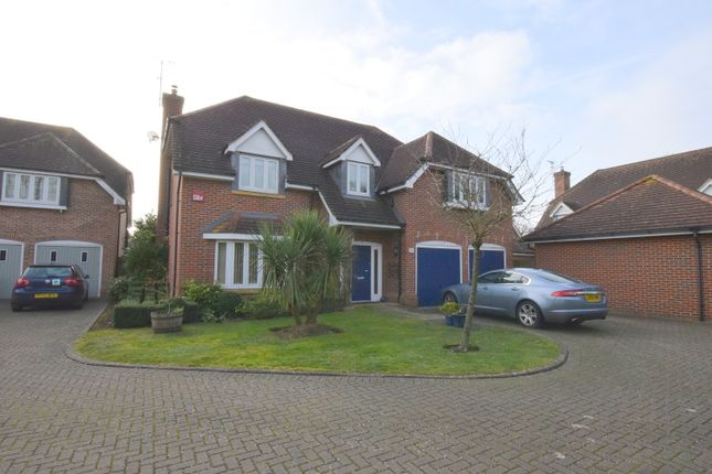 Thumbnail Detached house for sale in Guildford Road, West End, Woking, Surrey