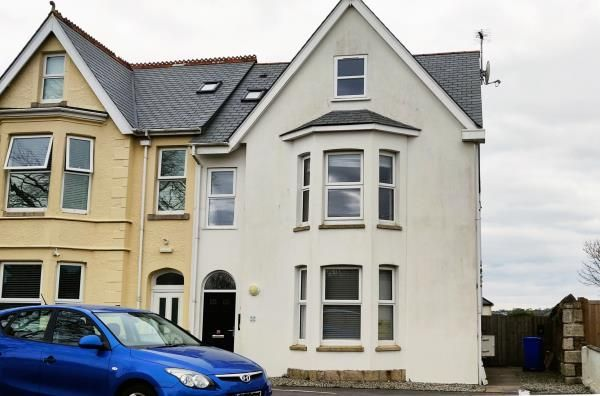 1 bed flat for sale in Flat 1, 15 Treyew Road, Truro, Cornwall TR1