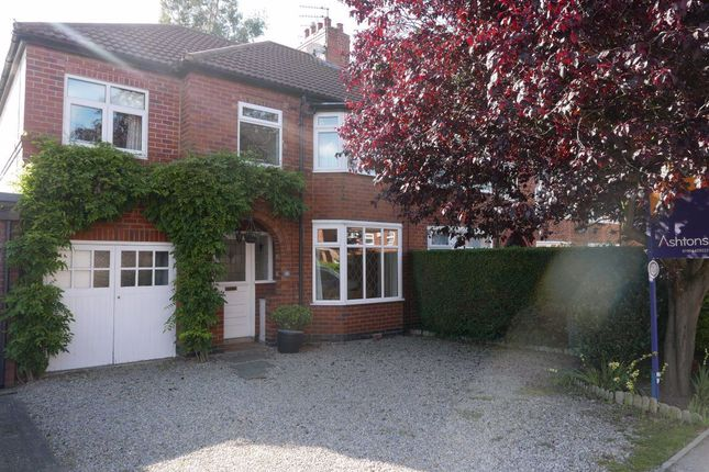 Thumbnail Semi-detached house to rent in White House Rise, York, North Yorkshire
