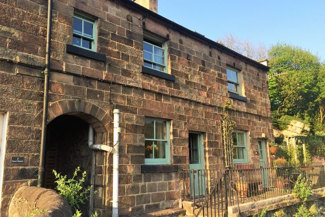 Thumbnail Cottage to rent in Mount Pleasant, Scarthin, Cromford, Derbyshire