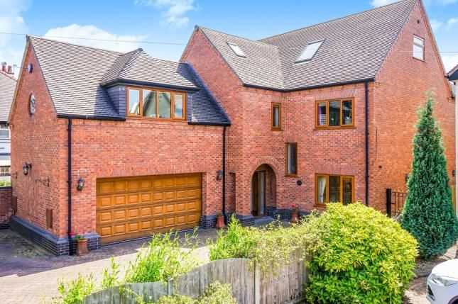 Thumbnail Detached house for sale in Gorsey Lane, Cannock, Staffordshire, .