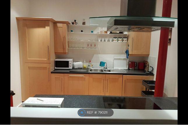 Kitchen of Newton Street, Manchester M1