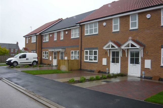 Thumbnail Terraced house to rent in Astley Close, Hedon