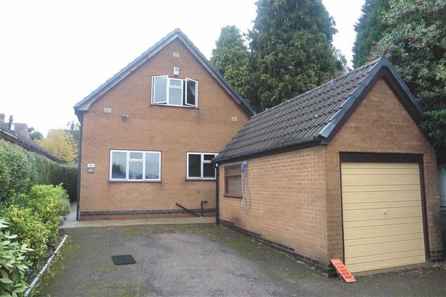 2 bed detached house for sale in Spa Close, Hinckley