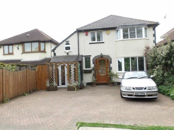 Thumbnail Detached house for sale in Druids Lane, Bromsgrove, West Midlands