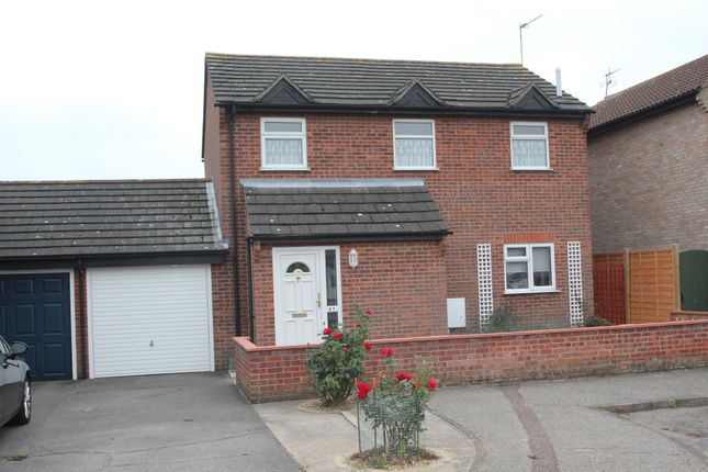 Thumbnail Detached house for sale in Copper Beeches, Stanway, Colchester