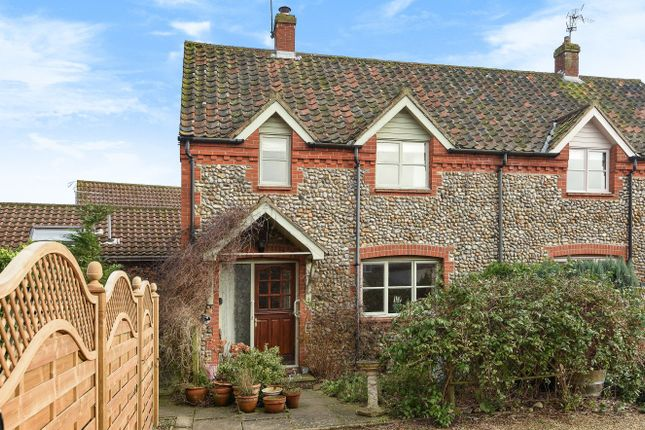 Thumbnail Cottage for sale in Bull Close, Bull Street, Holt