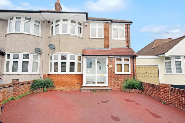 Thumbnail Semi-detached house for sale in Sutherland Avenue, South Welling, Kent