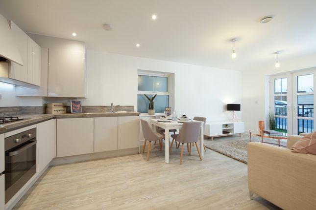 Thumbnail Flat for sale in Plot 3, Bowman House, Queensgate, Farnborough, Hampshire