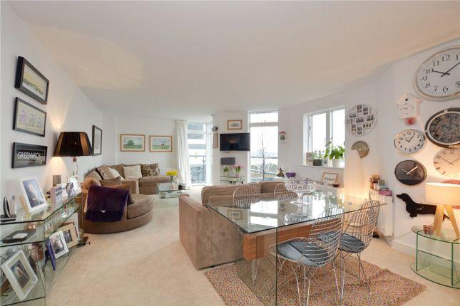 Lounge Area of Merchants House, Collington Street, London SE10