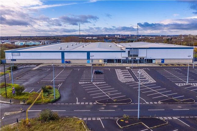 Thumbnail Light industrial for sale in Former Soccer Centre And Fitness Club, Coble Dene, North Shields, Tyne And Wear