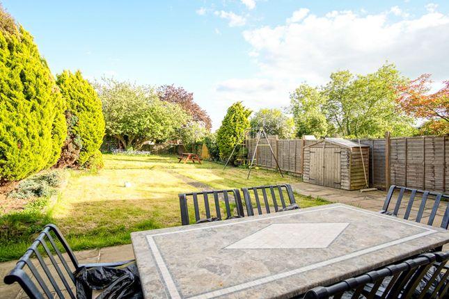 Garden of Langford Crescent, Cockfosters, Barnet EN4