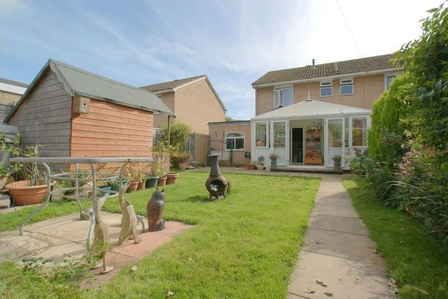 Thumbnail End terrace house for sale in Wilkinson Drive, Bournemouth