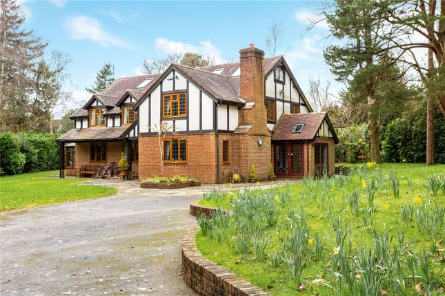 Thumbnail Detached house for sale in Chillies Lane, Crowborough, East Sussex