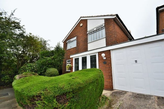 Thumbnail Detached house for sale in Southdown Drive, Worsley, Manchester