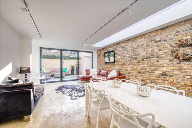 Thumbnail Terraced house to rent in Rowallan Road, Fulham, London