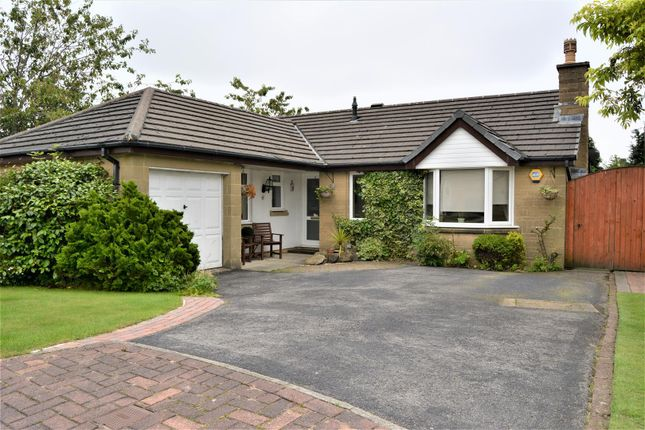 Thumbnail Detached bungalow for sale in Centuria Walk, Huddersfield