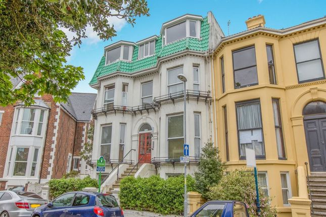 Thumbnail Flat to rent in Eastern Villas Road, Southsea