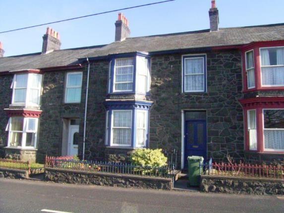 Thumbnail Terraced house for sale in Garth, Minffordd, Penrhyndeudraeth, Gwynedd