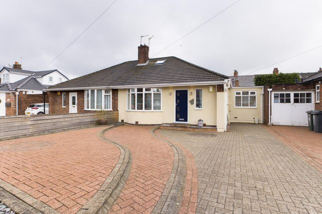 2 bed semi-detached bungalow for sale in Worcester Way, Wideopen, Newcastle Upon Tyne NE13