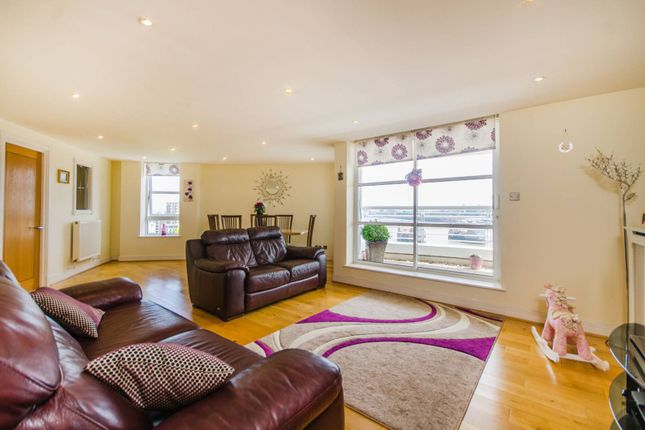 2 bed flat for sale in Barrier Point, Royal Docks