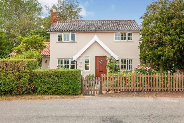 Thumbnail Detached house for sale in Denton, Harleston, Norfolk