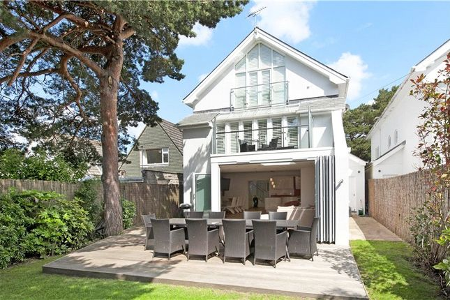 Thumbnail Detached house for sale in Grasmere Road, Sandbanks, Poole, Dorset