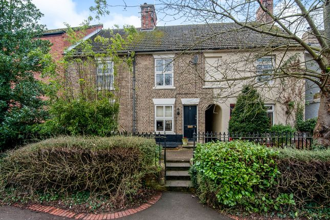 Thumbnail Terraced house for sale in Chalk Road North, Bury St. Edmunds