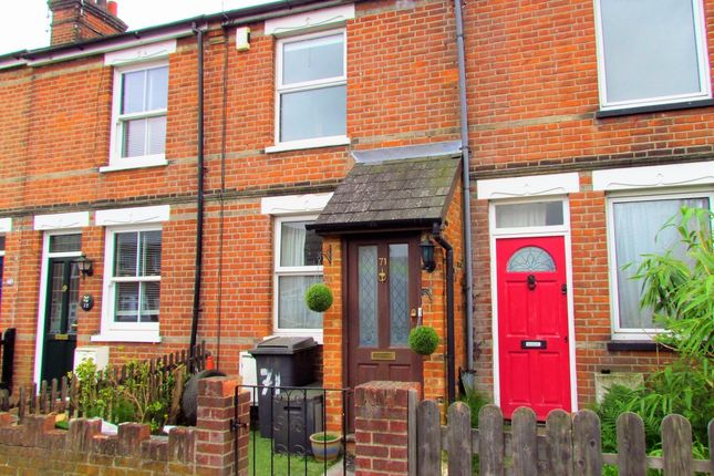 Thumbnail Terraced house for sale in Lower Anchor Street, Chelmsford, Essex