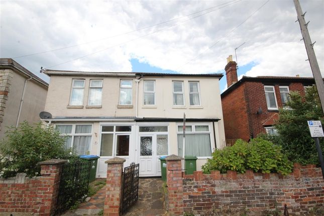 Semi-detached house to rent in Harefield Road, Southampton